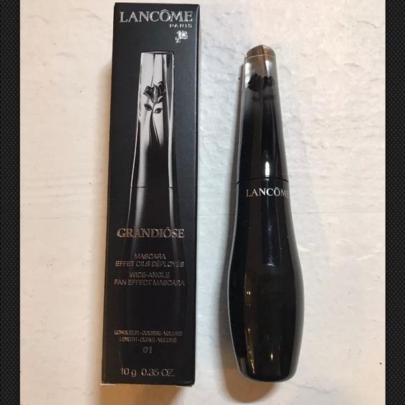 1a818f3cdab Lancome Makeup   Grandiose Mascara Wideangle Fan Effect   Poshmark